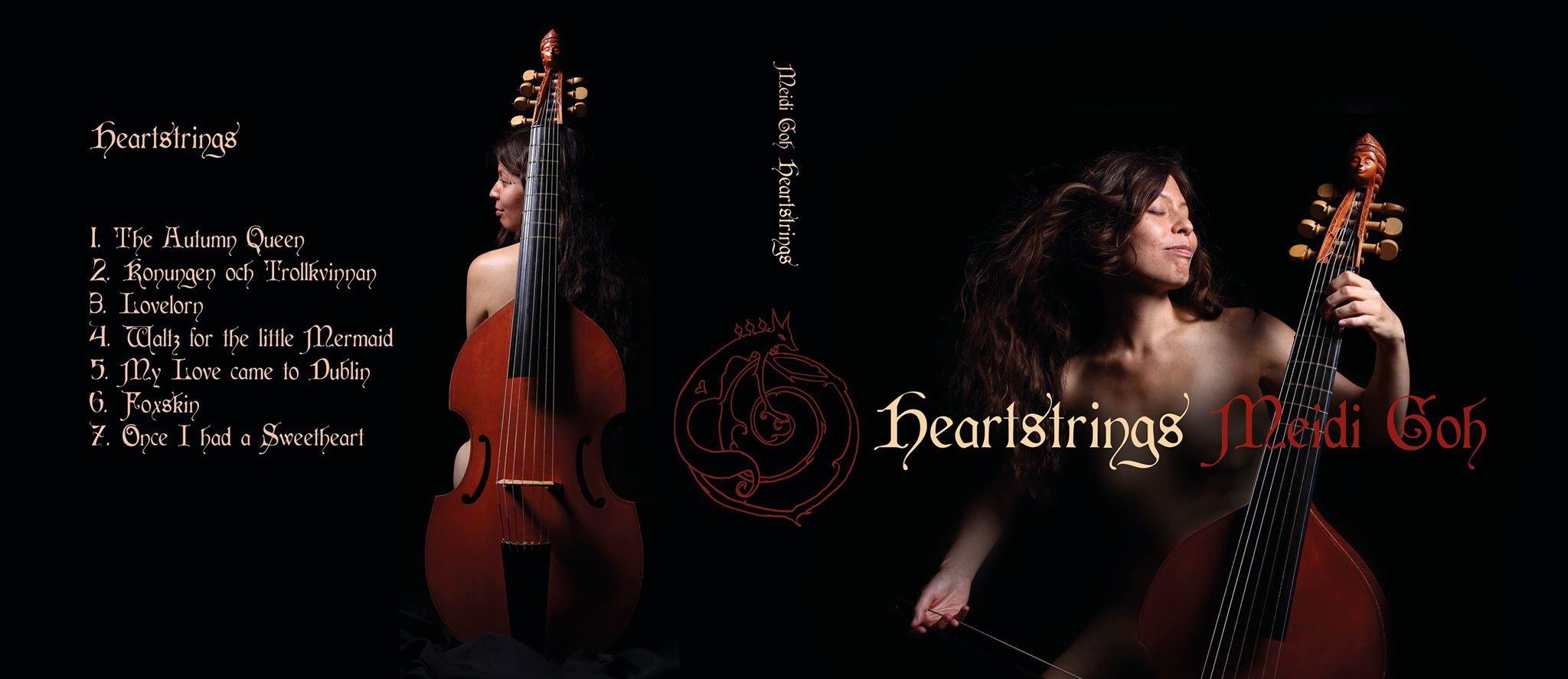Meidi goh heartstrings cd review